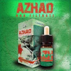 Canadese Liquido Concentrato di Azhad's Elixirs Linea Non Filtrati da 10 ml Aroma Tabaccoso