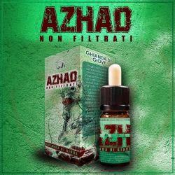 Ghianda di Giove Liquido Concentrato di Azhad's Elixirs Linea Non Filtrati da 10 ml Aroma Tabaccoso