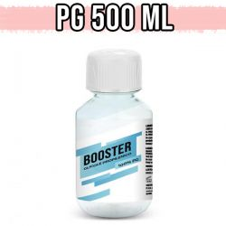Base Neutra 500ml Booster 100% PG - Glicole Propilenico