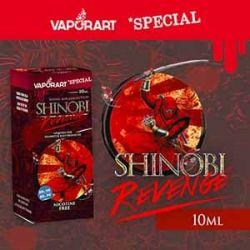 Shinobi Revenge VaporArt Liquido Pronto da 10 ml