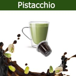 10 Caffè Al Pistacchio Compatibili Nespresso