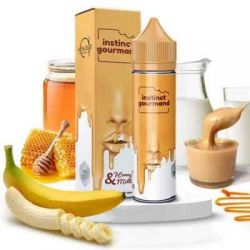 Honey & Milk Liquido Mix&Vape Alfaliquid da 50 ml