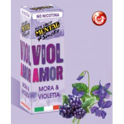 Violamor Mental 4 Smoke Liquido Pronto da 10 ml