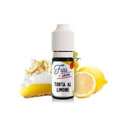 Torta al Limone Liquido 10 ml FUU Aroma Cremoso