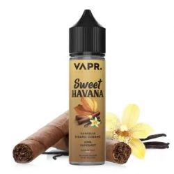 Sweet Havana Liquido VAPR. da 20 ml Aroma Sigaro e Vaniglia
