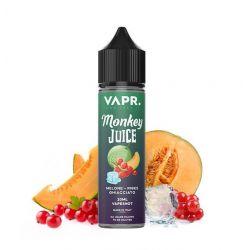 Monkey Juice Liquido VAPR. da 20 ml Aroma Melone e Ribes Ghiacciati