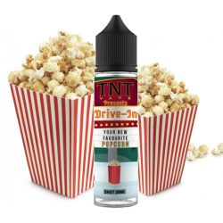Drive In Liquido TNT Vape 20 ml Aroma Pop Corn