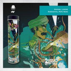 20000 Leghe Sotto i Mari Liquido The Vaping Gentlemen Club 20 ml Aroma Frutta Speziata