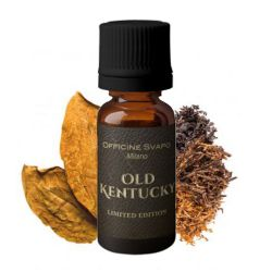 Old Kentucky Liquido Officine Svapo Aroma 10 ml Tabacco Affumicato