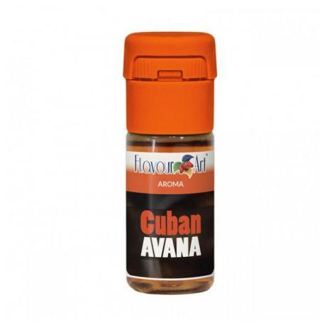 Cuban Supreme Avana Aroma FlavourArt Liquido Concentrato al Tabacco