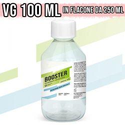 Base Neutra 100ml Booster 100% VG in Flacone da 250ml - Glicerina Vegetale