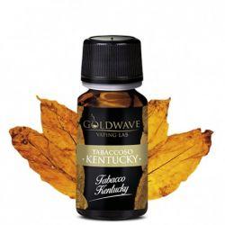 Kentucky Liquido Goldwave Aroma 10 ml al Tabacco