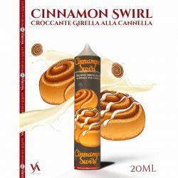 Cinnamon Swirl Liquido Valkiria Aroma 20 ml Brioches alla Cannella