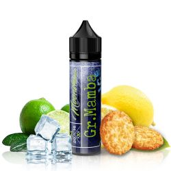 Gr. Mamba Ice Liquido Moonshine Vape 20ml Aroma Biscotto al Lime Ice
