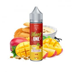 Mangone Liquido Scomposto Suprem-e 20ml Aroma Mango e Crema