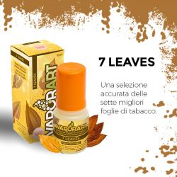 7 Leaves Liquido Pronto Vaporart 10 ml Aroma Tabaccoso