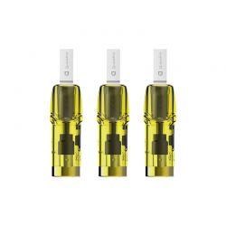 V-Stick Pro Mesh Pod Quawins Cartuccia di Ricambio Head Coil - 3 pezzi