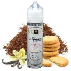 White Angeli e Demoni Liquido La Tabaccheria Aroma da 20 ml Tabacco e Biscotti Vaniglia