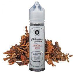 White Piloto Cubano Liquido La Tabaccheria Aroma da 20 ml Tabaccoso