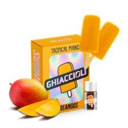 Tropical Mango Aroma Concentrato Dreamods Liquido 10ml Mango Ghiacciato