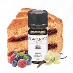 Berry Cream Liquido Flavourage Aroma 10 ml Torta Crema e Fragoline