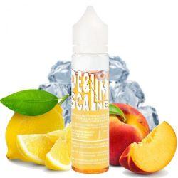 Limone e Pesca Sottozero Vaporice Liquido Vaporart 40 ml Aroma Limone Pesca Ghiacciati