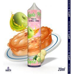 Apple Pie Liquido Dainty's Eco Vape Aroma 20 ml Torta Mela Verde