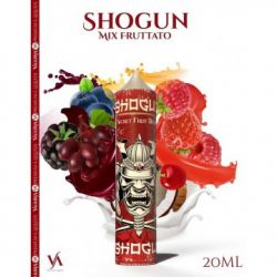 Shogun Liquido Valkiria Aroma 20 ml Cremoso Fruttato