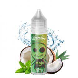 Mojo Ice Liquido Moonshine Vape da 20 ml Aroma Cocco e Menta Ghiacciati