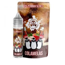 Colamelas Pinguini Galactika Liquido Scomposto 20ml Cola e Mela