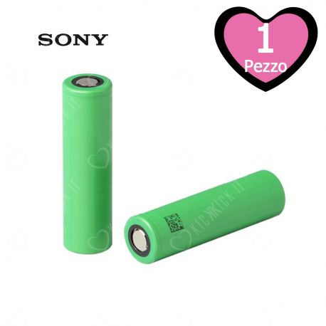 Sony VTC6 18650 3000 mAh 20A Certificata Must500