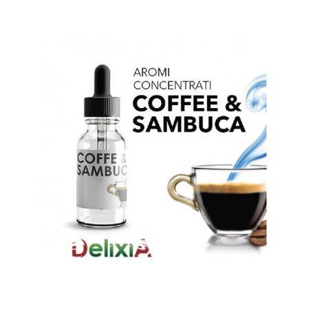 Delixia Aroma Coffee & Sambuca