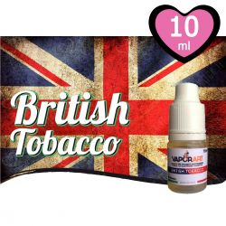 British Tobacco VaporArt Liquido Pronto da 10 ml
