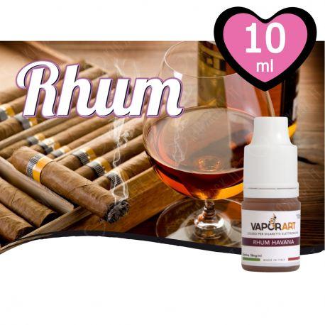 Rhum Havana VaporArt Liquido Pronto da 10 ml