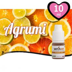 Agrumi Mix VaporArt Liquido Pronto da 10 ml