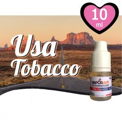 USA Tobacco VaporArt Liquido Pronto da 10 ml