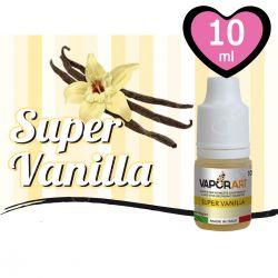Super Vanilla VaporArt Liquido Pronto da 10 ml