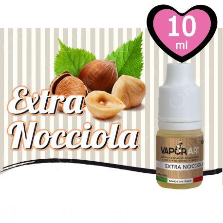 Extra Nocciola VaporArt Liquido Pronto da 10 ml