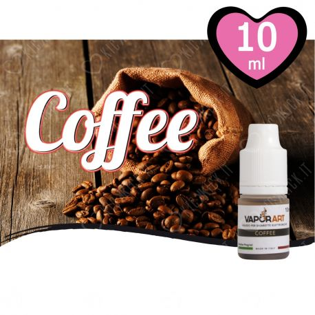 Coffee VaporArt Liquido Pronto da 10 ml