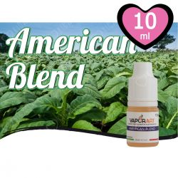 American Blend VaporArt Liquido Pronto da 10 ml
