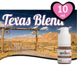 Texas Blend VaporArt Liquido Pronto da 10 ml