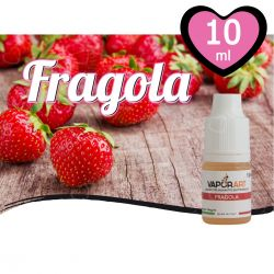 Fragola VaporArt Liquido Pronto da 10 ml