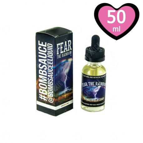 Fear The Rainbow Mix & Vape 50 ml Bomb Sauce