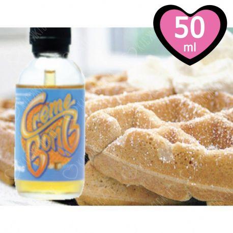 Creme Bomb 50 ml Mix & Vape Ejuice Depo