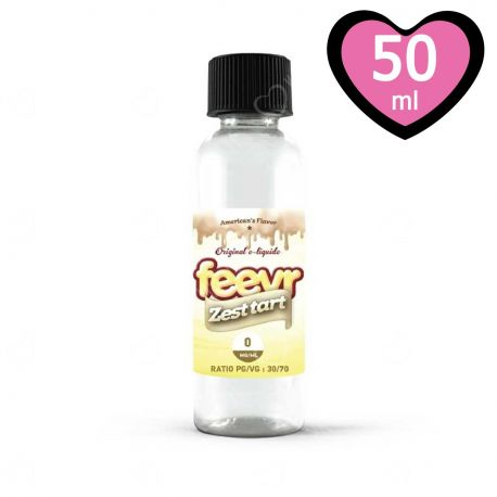 Zest Tart Mix & Vape 50 ml Feevr