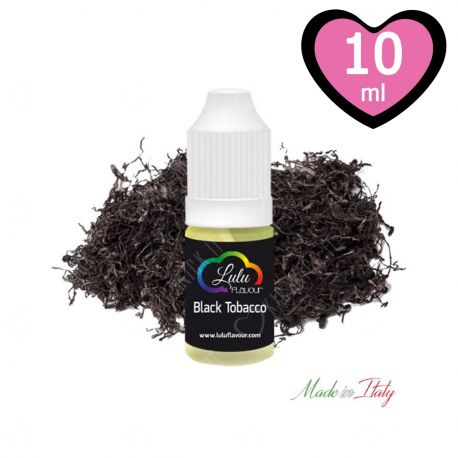 Black Tobacco Lulu Flavour