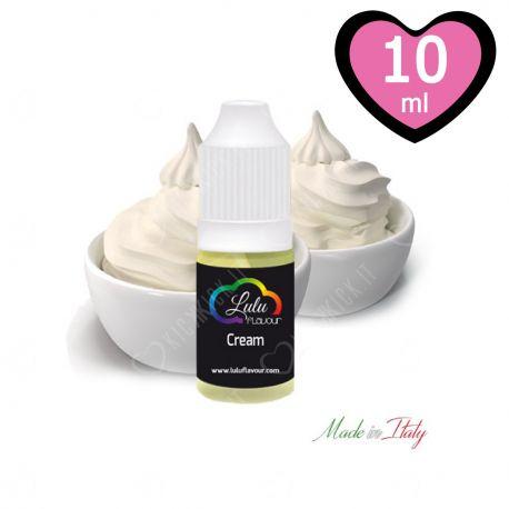 Cream Lulu Flavour