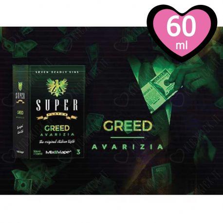 Greed 60 ml Mix & Vape SuperFlavor