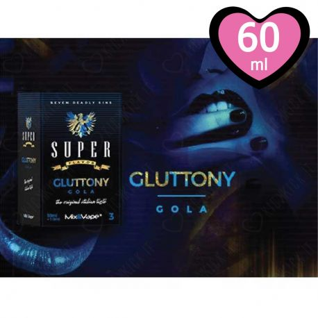 Gluttony 60 ml Mix & Vape SuperFlavor