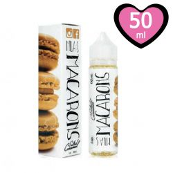 Salted Caramel 50 ml Mix & Vape Mila's Macarons